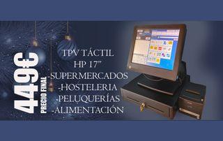 TPV COMPLETO oferta para CUALQUIER TIPO DE NEGOCIO