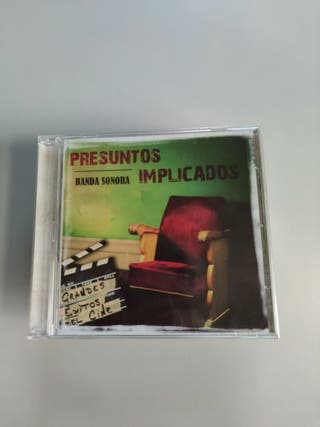 PRESUNTOS IMPLICADOS. CD.