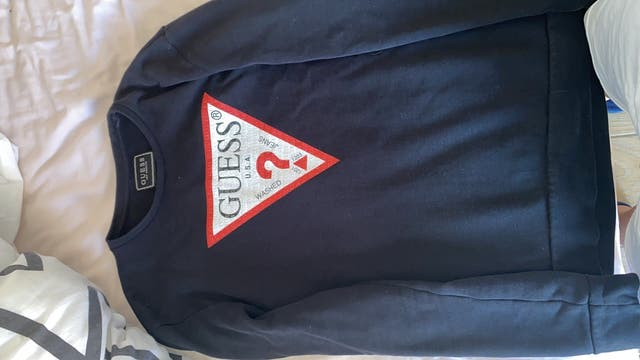 Sudadera guess original