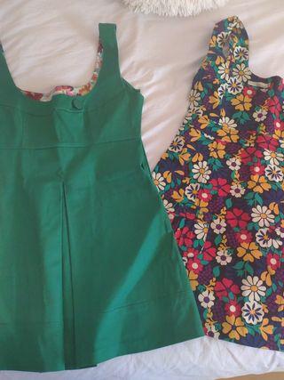 vestidos juveniles retro
