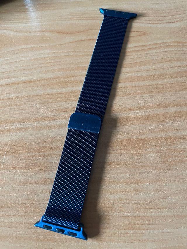 Correa iWatch 38/40mm Azul