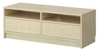 Mueble de tv marron 120x40x45cm
