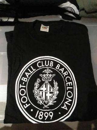 Camiseta FCB F.C.Barcelona Barça Nueva talla S
