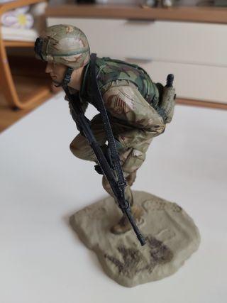 Figura Militar MC Farlane, serie 1