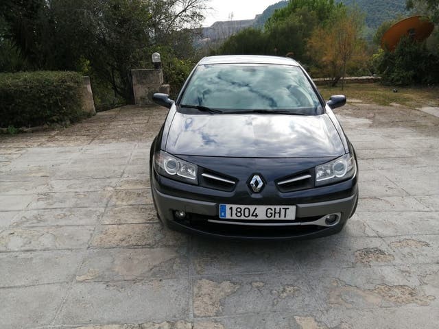 Renault Megane 2008 cabriolet