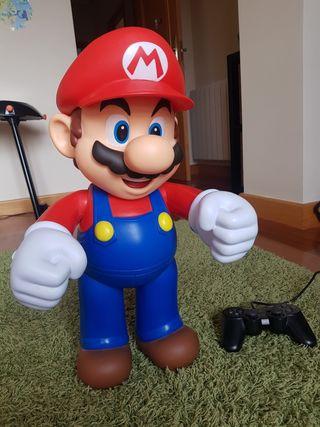 Réplica gigante Súper Mario Bros