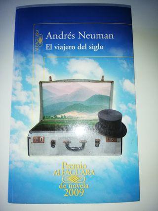 El viajero del siglo (Andrés Neuman)