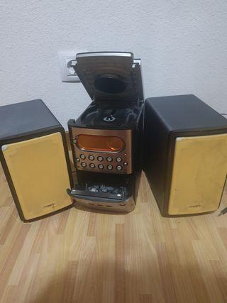 radio, mini componente