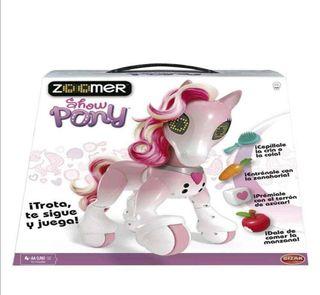 Pony zoomer
