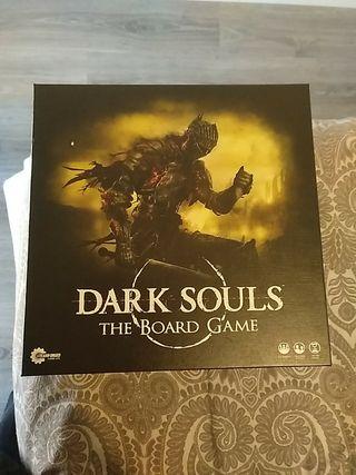 Darksouls juego de tablero + expansión
