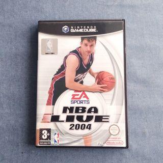 NBA Live 2004 GameCube
