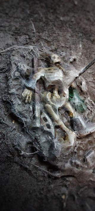 Maqueta Minas de Moria para warhammer.