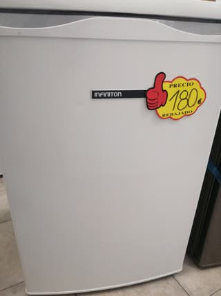 Congelador vertical INFINITON