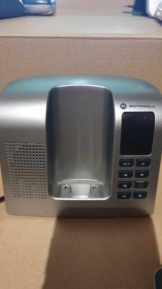 Base teléfono inalambrico Motorola D211
