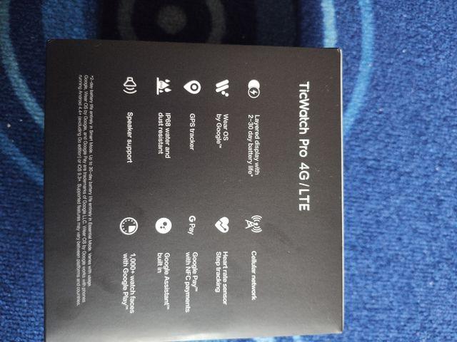TicWatch Pro 4G/LTE
