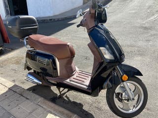 Vendo moto 125cc Keeway Zahara