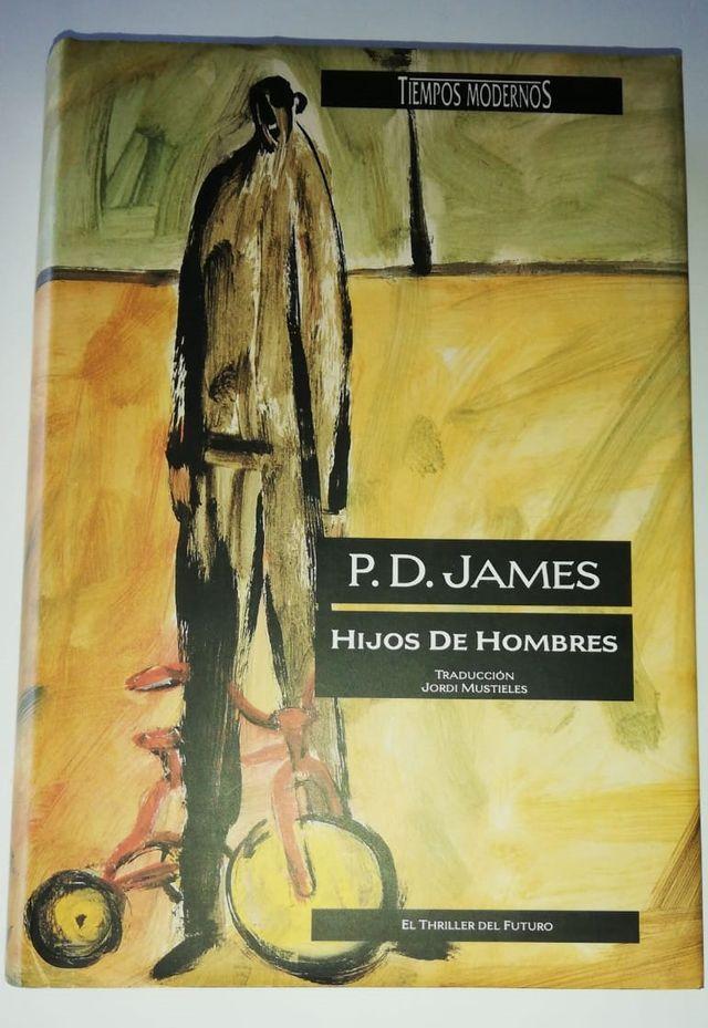 Hijos de hombres (P.D. James)