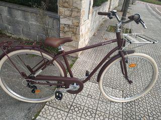 Bicicleta nueva Bwin Decathlon