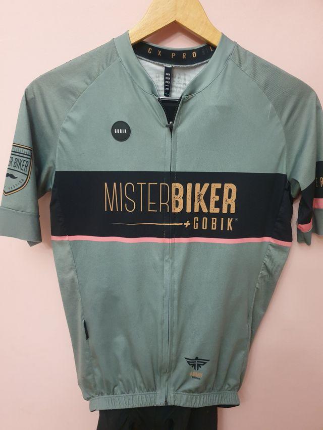 Maillot ciclismo Gobik