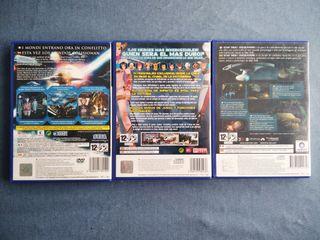 Lote juegos PS2