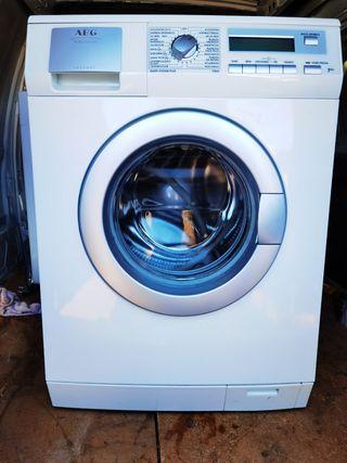 lavadora AEG 7kg