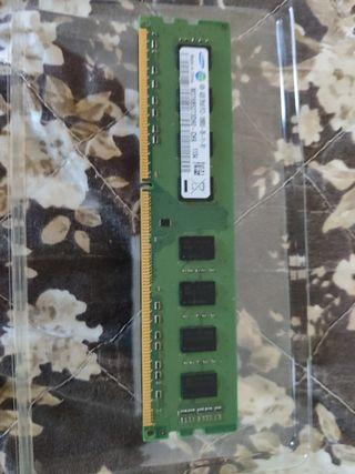 memoria ram ddr3 de 4Gb a 1066 mhz