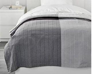 colcha de cama individual