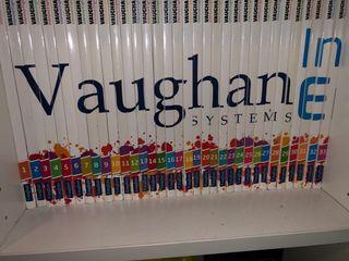 Inglés Vaughan