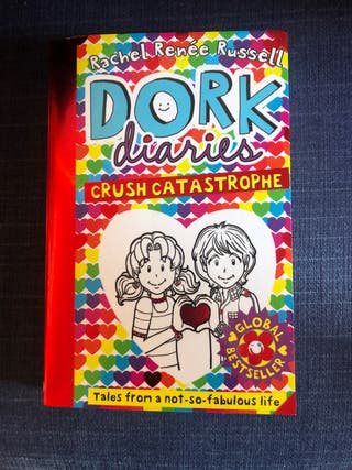 """Libro Dork Diaries """"Crush Catastrophe"""""""