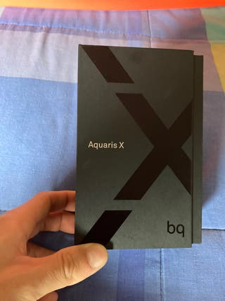 Aquuaris X 64gb