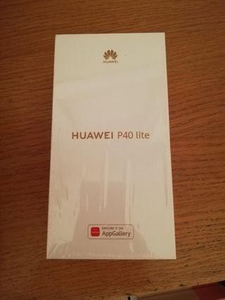 Huawei P40 Lite 6+128 GB Negro. Nuevo