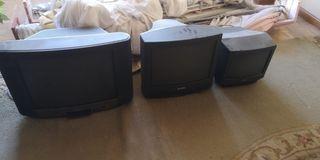 3 Tv SONY Trinitron