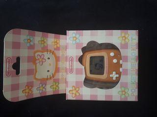 Nintendo Pocket Hello Kitty 1998 podometro raro