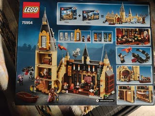 Legos Harry Potter Hogwarts Great Hall