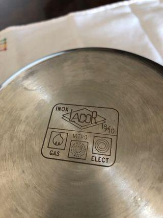 Olla de 2 litros