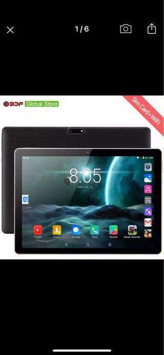 "Tablet P.C. de 10"" con android"
