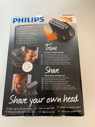 Maquina cortapelos phillips