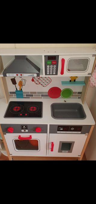 cocina juego