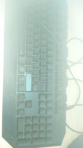 teclado devastator II