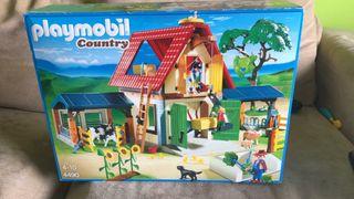 Granja Playmobil Country