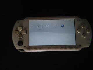 Consola PSP Blanca