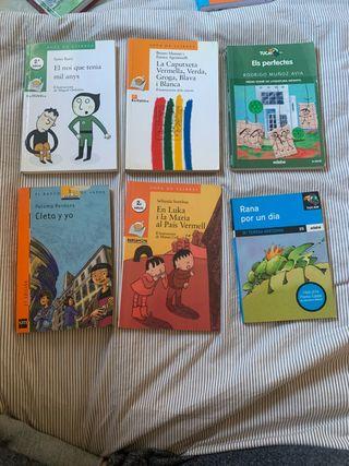 Libros lectura infantiles escolares