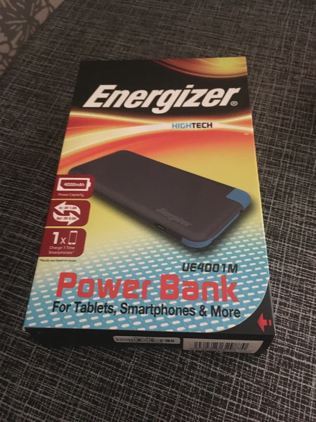 Power Bank Energizer