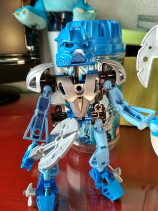Lego Bionicle Muñecos de Piezas