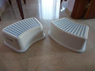 Dos escalones niños Ikea
