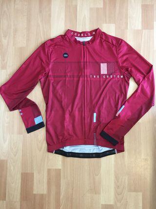 Maillot largo Ciclismo t-L