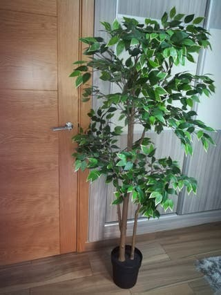 planta árbol artificial