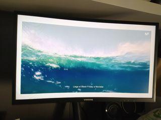 Monitor Samsung 24 Curvo 1ms 144hz