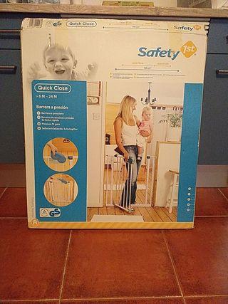 barrera escaleras bebe