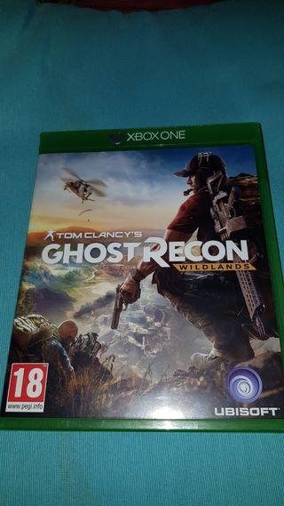 Ghost Recon Wildlands de Xbox One